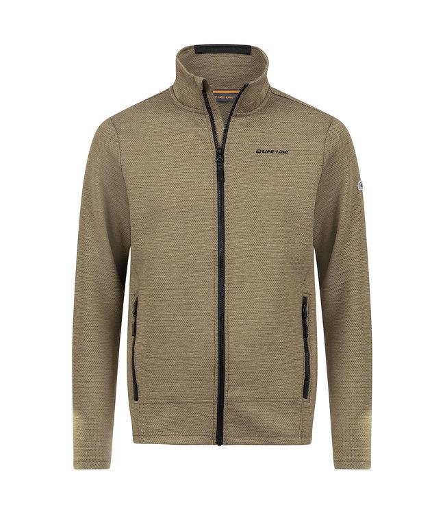 Life-Line Dex Men's Fleece Vest - Green