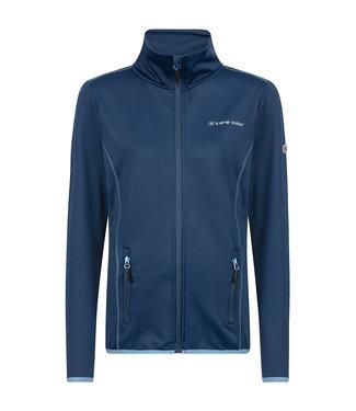Life-Line Denise Ladies Fleece Vest - Blue
