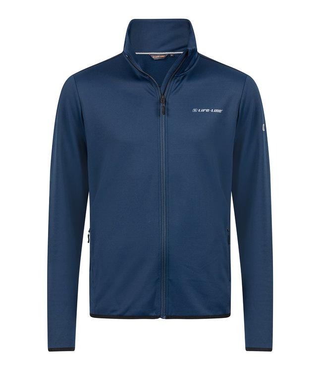 Life-Line Derek Men's Fleece Vest - Blue