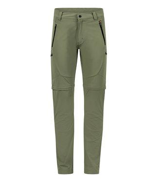 Life-Line Livano Men's Zip-Off Pants - Green