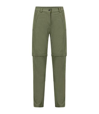 Life-Line Louise Ladies Zip-Off Pants - Green