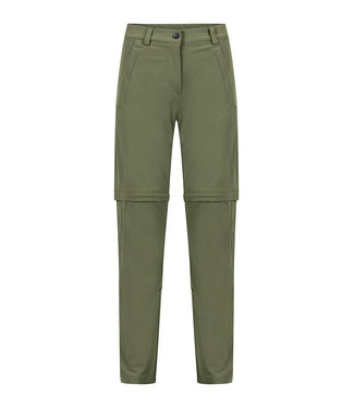Life-Line Louise Ladies Zip-Off Pants - Grün
