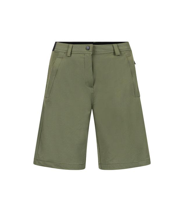 Life-Line Lore Ladies Short Pants - Green