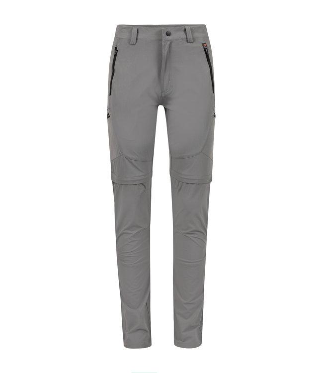 Life-Line Livano Men's Zip-Off Pants - Gray