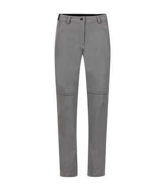 Life-Line Louise Ladies Zip-Off Pants - Dunkelgrau