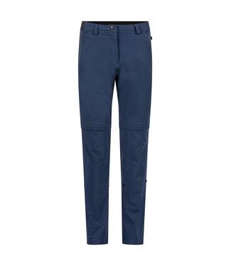 Life-Line Louise Ladies Zip-Off Pants - Blue