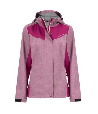 Life-Line Carmen Ladies Softshell Jacket - Pink
