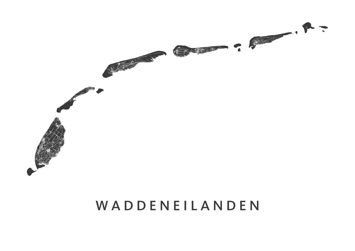 Waddeneilanden Nederland