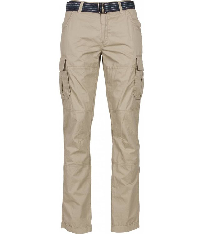 Life-Line Amaru Canvas Long trousers for men in Beige