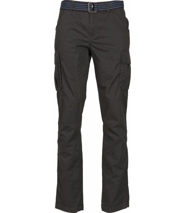 Life-Line Amaru Canvas Long trousers for men in dark grey
