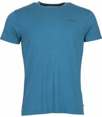 Life-Line Bamboo T-shirt 2-pack kleuren Blue-Green