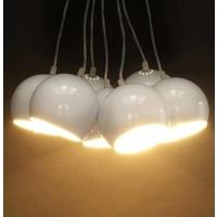 Hanglamp Septem Wit