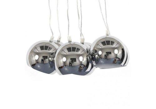 Hanglamp Septem Chroom