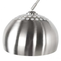 Vloerlamp Lizzy Chroom XXL