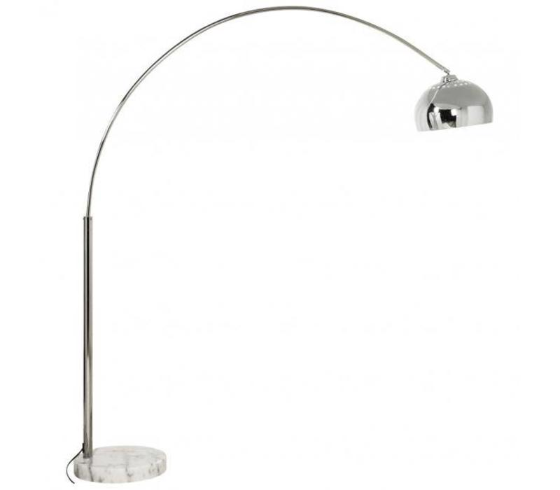 Vloerlamp Lizzy Chroom XL