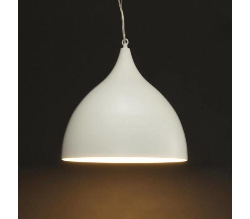 Hanglamp Cratera Wit