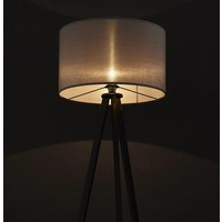 Vloerlamp Trivet Grijs