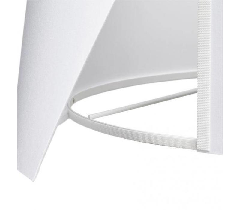 Vloerlamp Trivet Wit