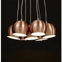 Hanglamp Septem Koper