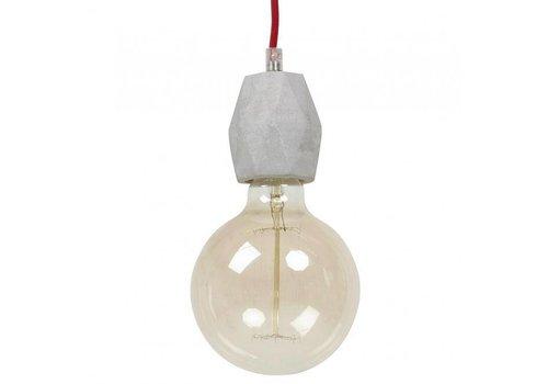 Hanglamp Utapa Grijs