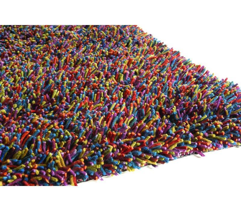 Vloerkleed Angora, kleur Multi