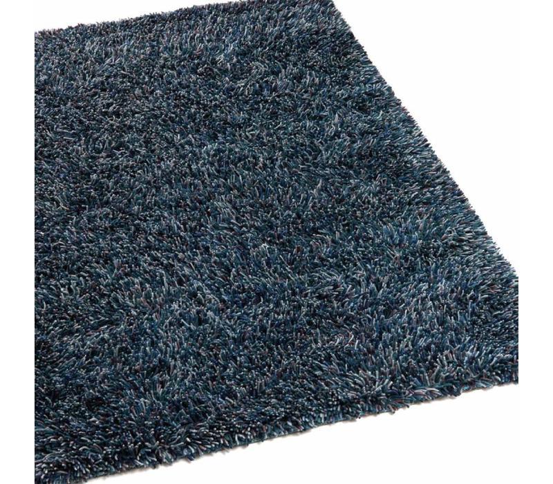 Vloerkleed Angora, kleur Teal Blue