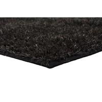 Vloerkleed Peace Anthracite Black
