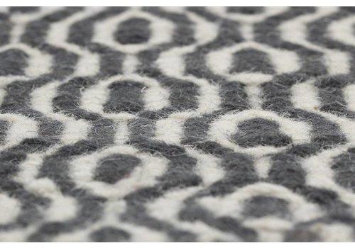 Brinker Carpets Vloerkleed Emporium Charcoal