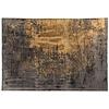 Russel Vloerkleed Russel, kleur  62, grijs-goud