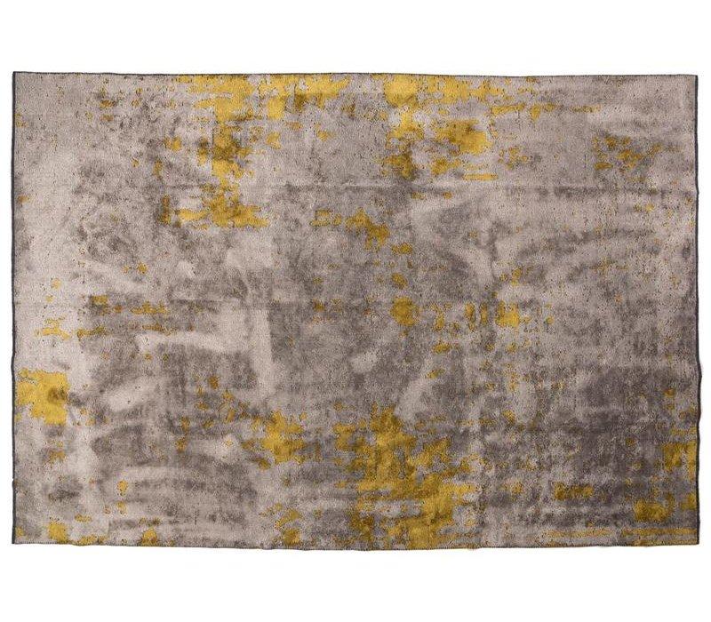 Vloerkleed Rousseau, kleur  62 goud-zilver