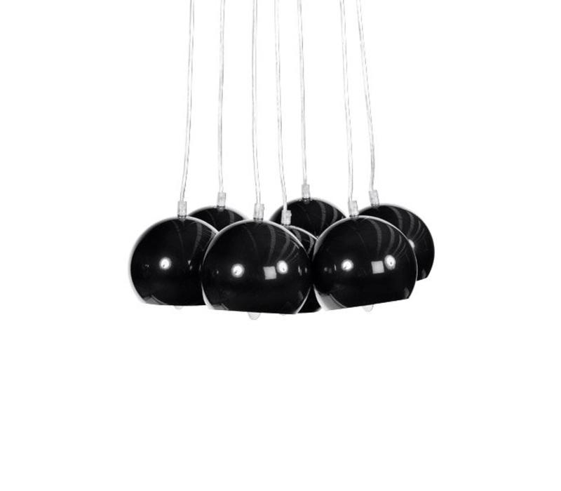 Hanglamp Septem Zwart