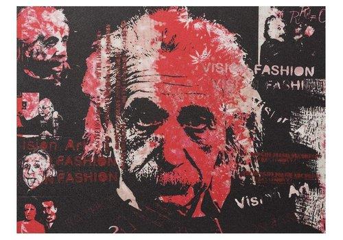 Schilderij Einstein