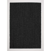 Vloerkleed Beachlife, kleur 24, donker grijs/zwart