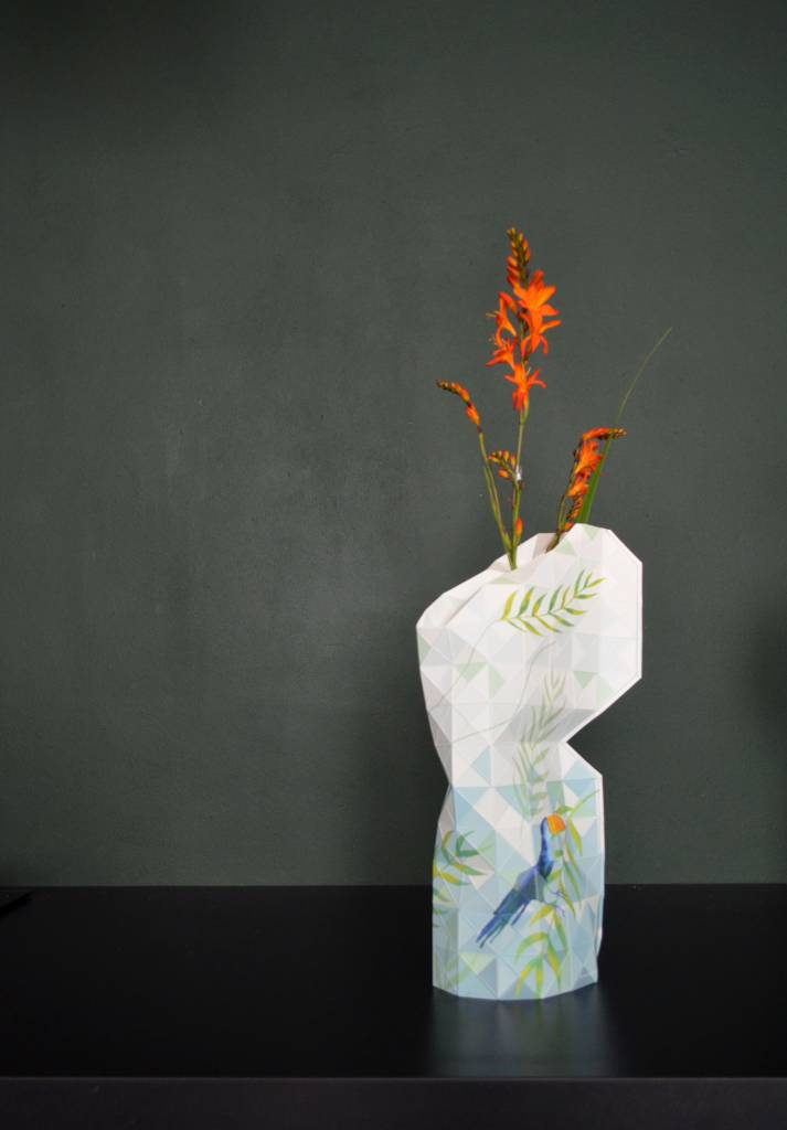Paper Vase Cover Toucan-4