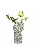 NEW: Paper Vase Cover Willow Bough
