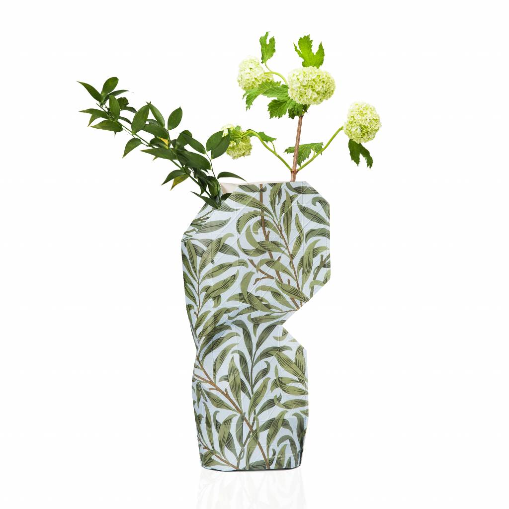 Paper Vase Cover Willow Bough-1
