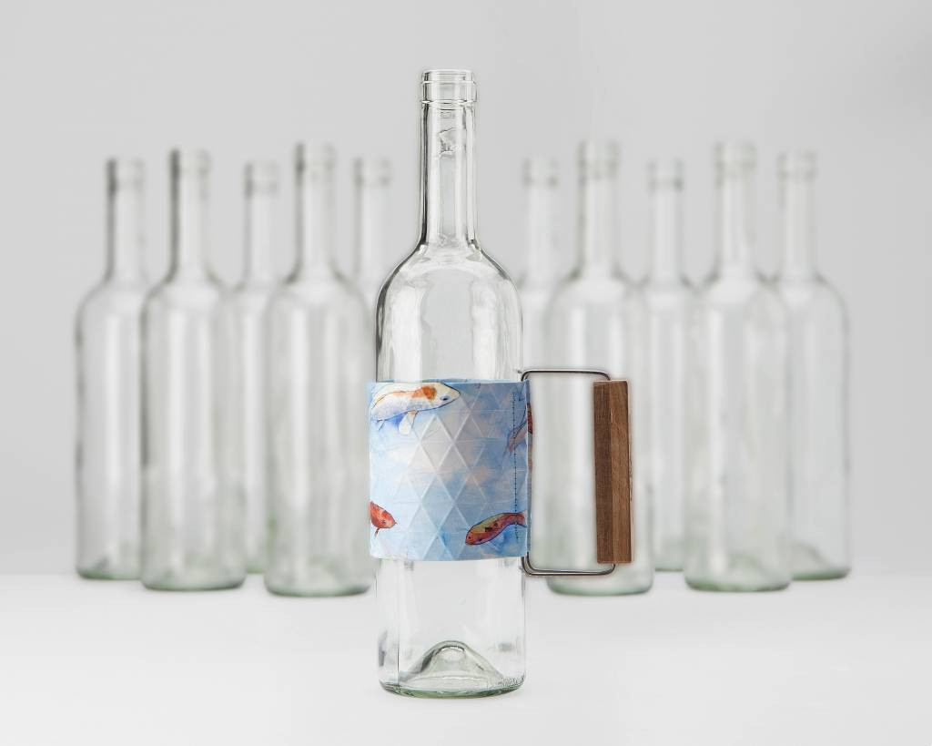 Bottle Grip Blue Fish-1