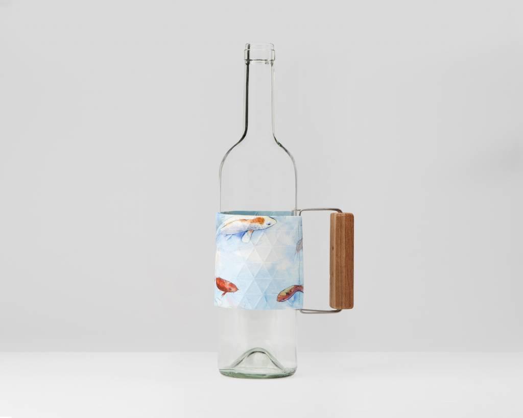 Bottle Grip Blue Fish-2