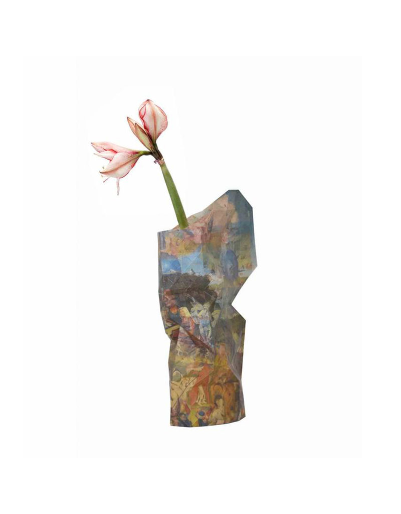 Paper Vase Cover Jheronimus Bosch