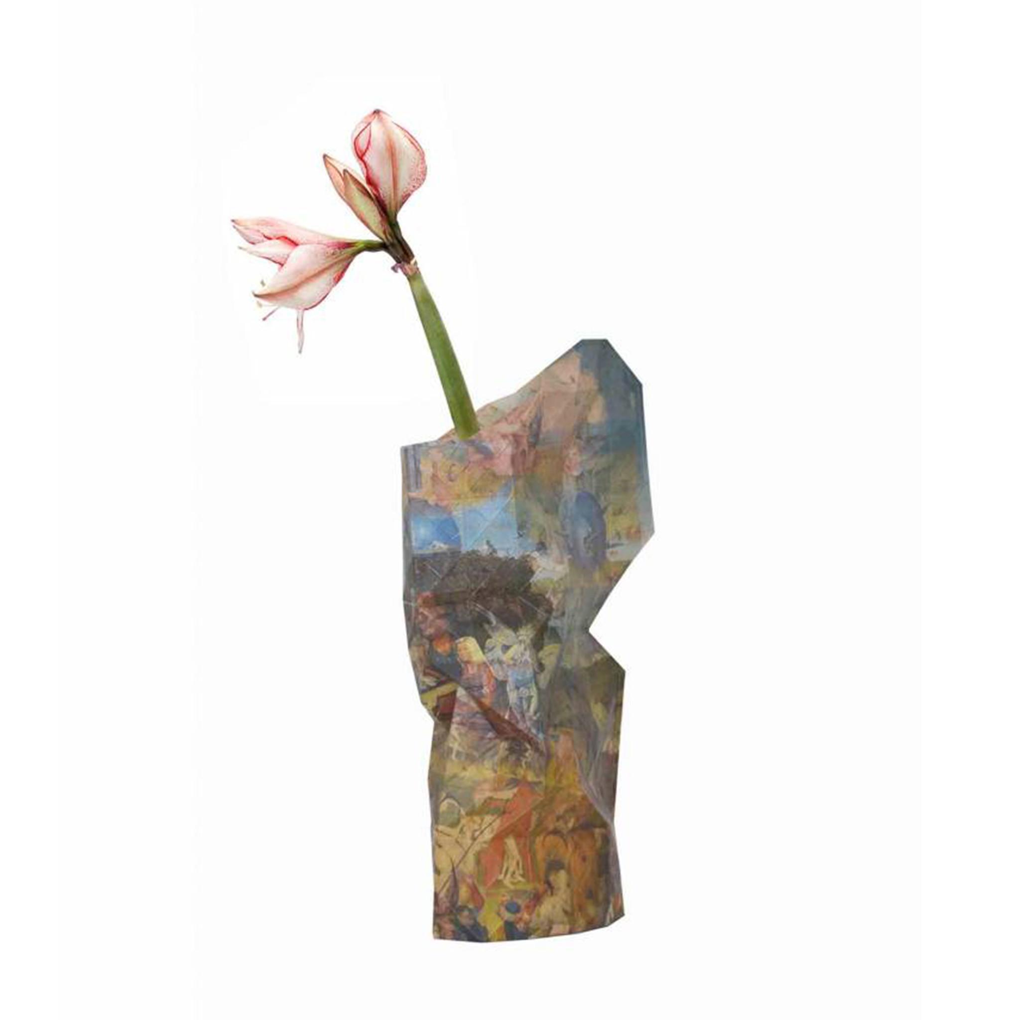 Paper Vase Cover Jheronimus Bosch-1