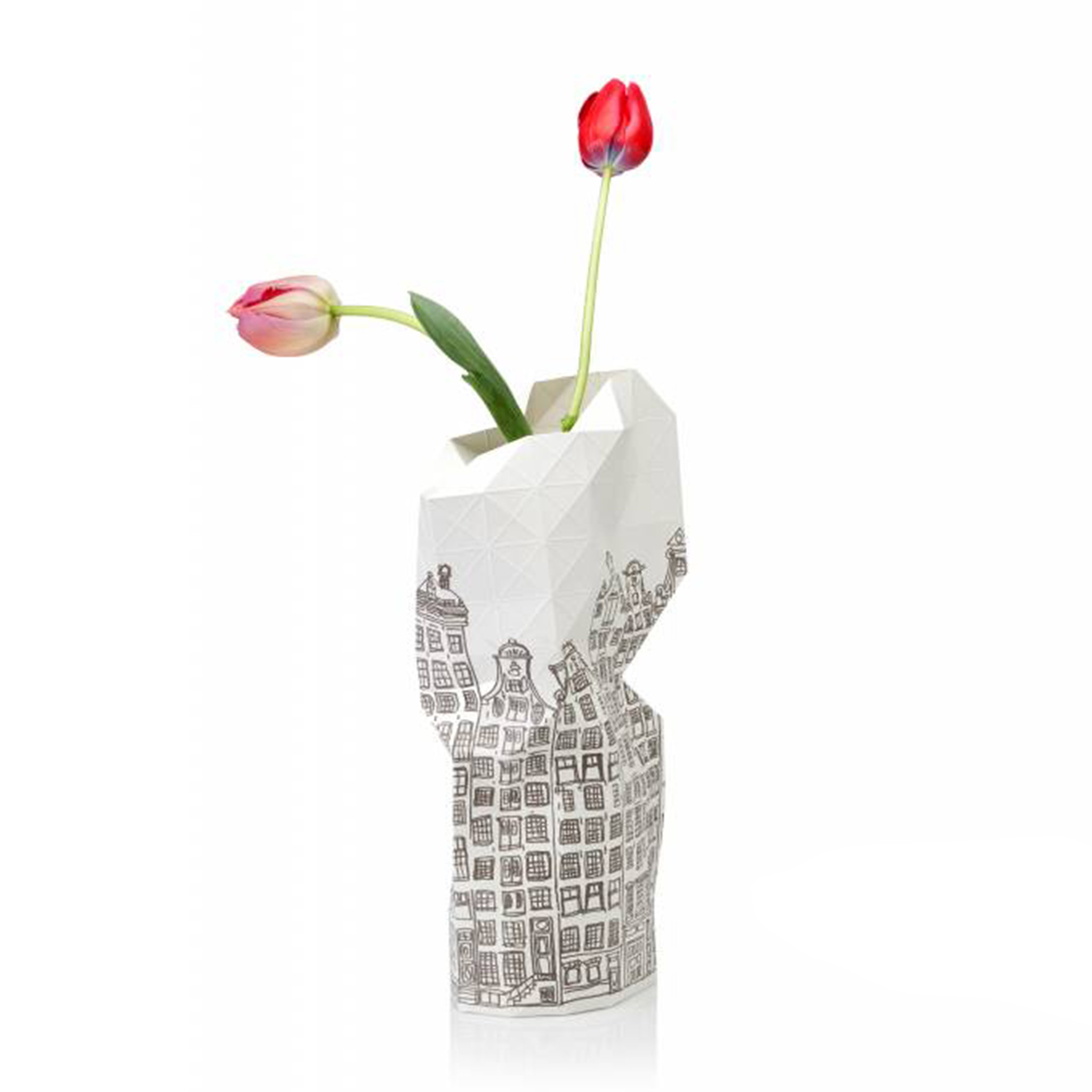 Paper Vase Cover Canal House-1