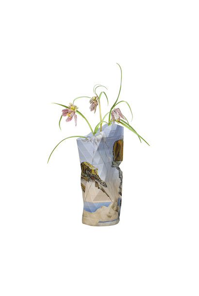 Paper Vase Cover The Dream - Dali (small)