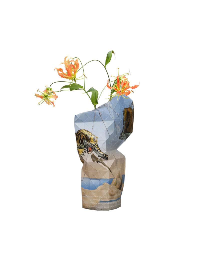 Paper Vase Cover The Dream - Dali