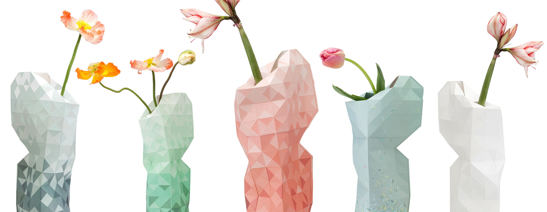 Turn your bottle into a vase
