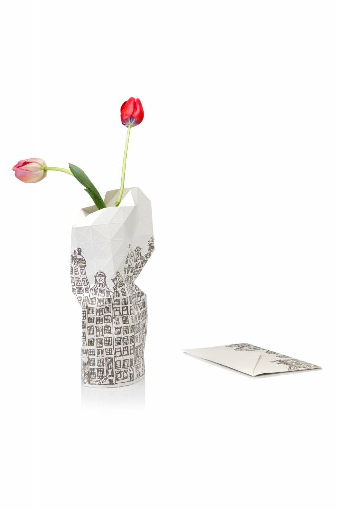 Paper Vase Cover Canal House-2