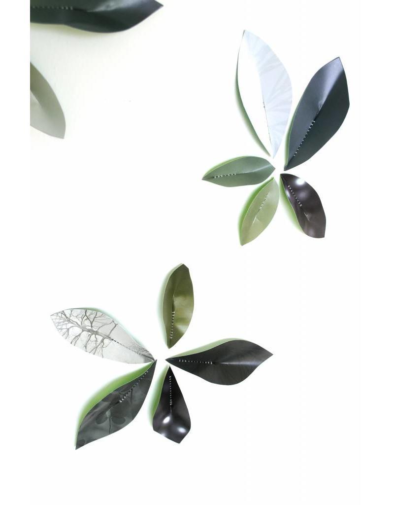 Wallpaper Leaves Green