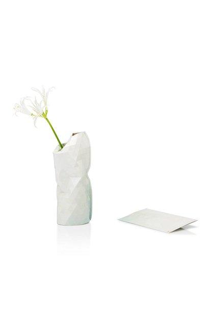 Papieren vaas Grijze tinten (klein)