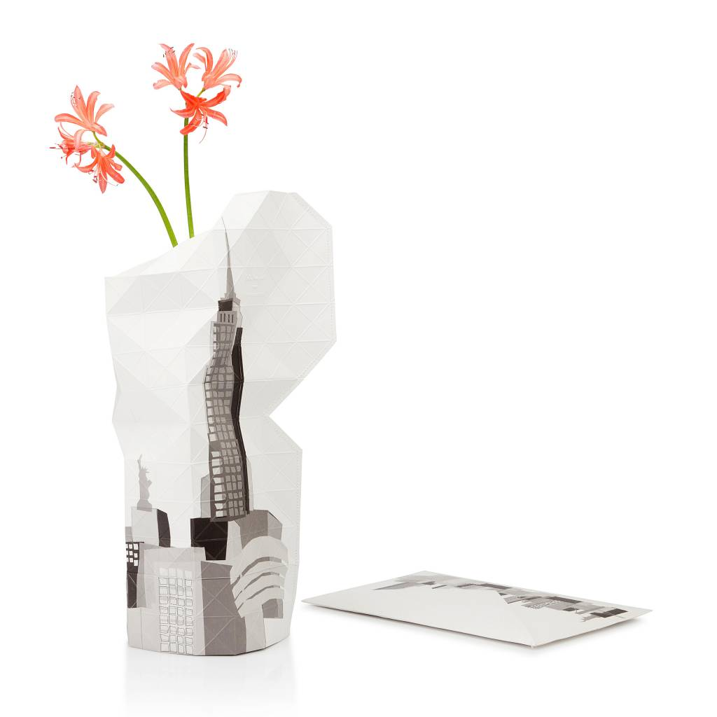 Paper Vase Cover City Edition - New York-1