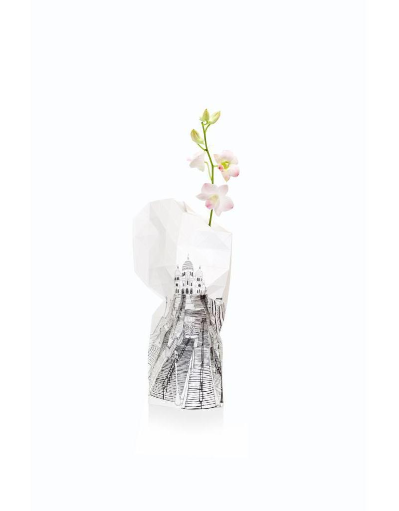 Paper Vase Cover City Edition - Paris