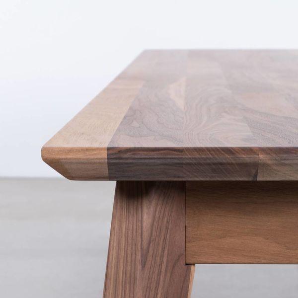bSav & Okse Gunni Dining Table Bench Walnut